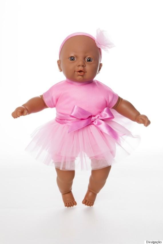 boneca negra