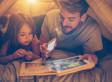 Il problema dei libri per bambini è che li leggono prima i genitori