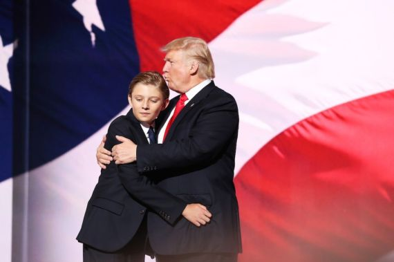 trump wife