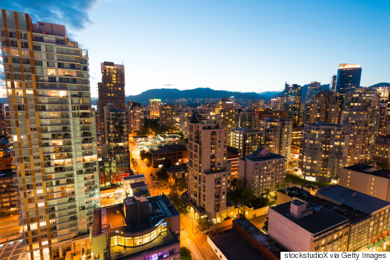 Canadian Home Prices Slow After Vancouver Sales Drop 40%