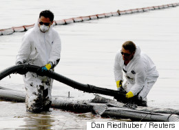 On The Behaviour Of Diluted Bitumen In A Marine Spill
