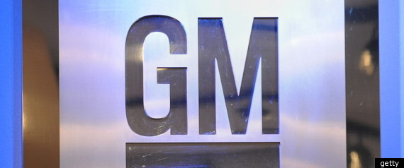 GM EARNINGS 4Q 2011