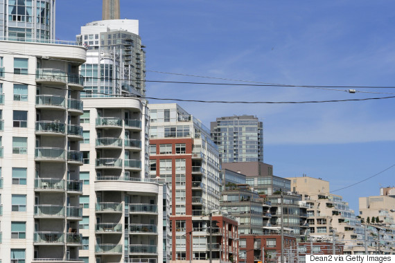 Toronto Condo Rents Soar By Most On Record As Landlords Bail