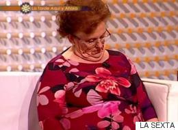 Juan y Medio se cachondea de una señora que se durmió en directo en su programa