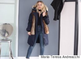 How To Look Chic Wearing Your Parka This Winter
