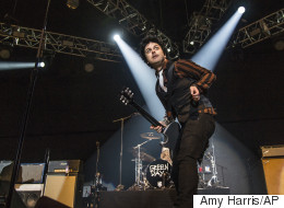 «Troubled times»: le cri du coeur de Green Day contre Donald Trump