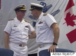 Canadian Military's Second-In-Command Removed From Duty