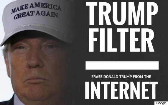 trump filter
