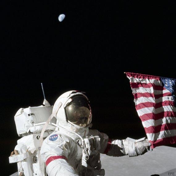 gene cernan luna