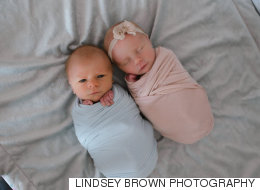 쌍둥이 남매가 함께 보낸 '짧은' 시간을 기록하다