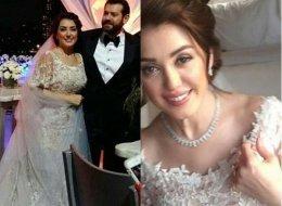 صور.. غياب النجوم عن حفل زفاف كندة علوش وعمرو يوسف العائلي.. والعرس