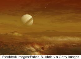 Κάθοδος στον Τιτάνα: Πώς θα έμοιαζε η εξωγήινη ζωή στο φεγγάρι του Κρόνου