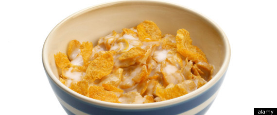 Breakfast Cereal Sugar