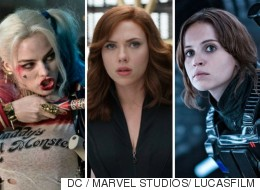 Las mujeres sólo dijeron el 27% de las palabras en las películas más taquilleras de 2016