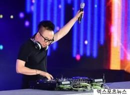 박명수가 해외 유명 DJ의 음원 무단사용에 대해 해명했다
