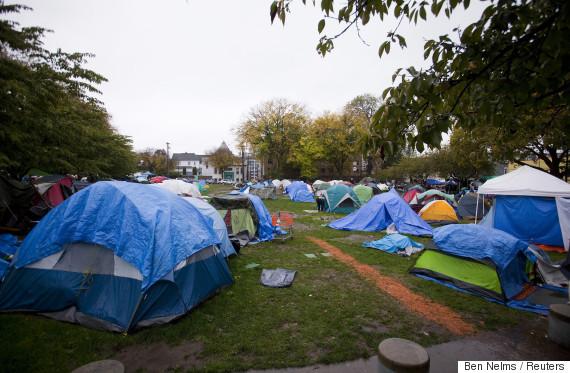 bc tent city