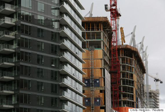 housing construction bc