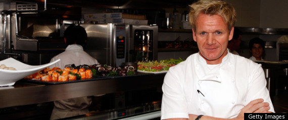 Gordon Ramsay Laurier Bbq