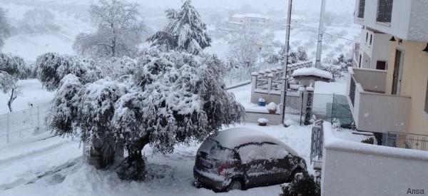 Abruzzo flagellato dal maltempo, richiesto lo stato d'emergenza: arriva l'Esercito