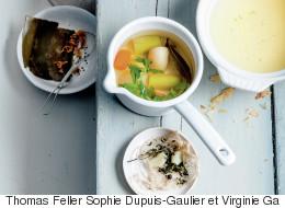 4 recettes de bouillons pour se réchauffer