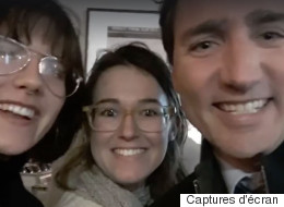 Students Ask Trudeau For Selfie, Then Press Him On Indigenous Rights