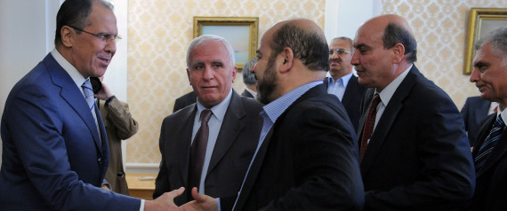 PALESTINIAN FACTIONS IN MOSCOW