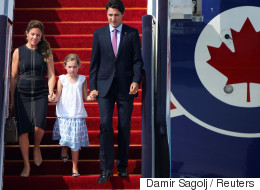 Justin Trudeau's Daughter Has Zero Political Aspirations