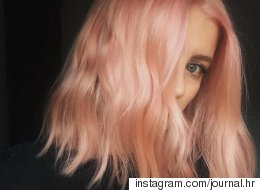 Take Note, Blorange Is The Hottest Hair Colour Of 2017