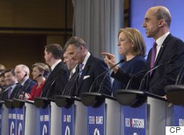 Maxime Bernier Attracts Ire Of Opponents During French Debate