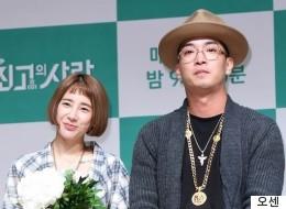 서인영-크라운제이 두 번째 가상 결혼이 끝난다
