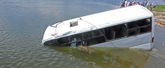 BUS CRASH IN EGYPT