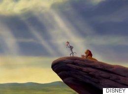 Los planos más bellos de las películas de Disney