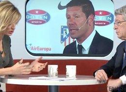 Cerezo no descarta ahora que el Atlético de Madrid cambie de himno