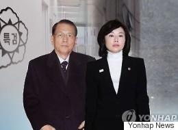 특검이 김기춘·조윤선 구속영장 청구하다