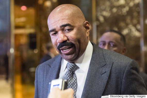 steve harvey says sorry
