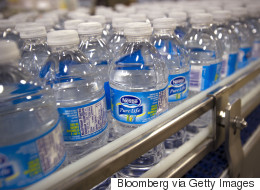 Ontario To Hike Nestle's Water Fees To .025 Cents Per Bottle