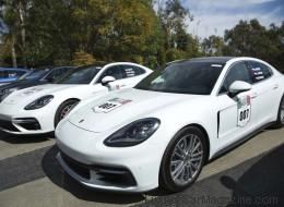 Premier essai Porsche Panamera 2017: en confiance peu importe la vitesse