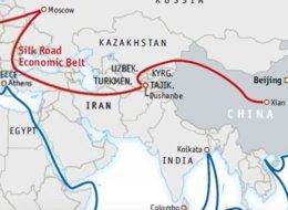 أول قطار بضائع يربط الصين ببريطانيا يصل لندن.. ماهي الدول التي يعبرها وكم يستغرق من الوقت؟
