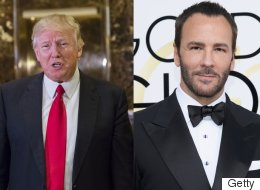 Donald Trump Responds To Tom Ford: 'I'm Not A Fan'