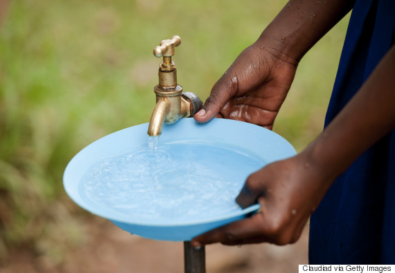 water tap africa