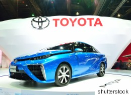 Auto Giants Team Up To Invest In Hydrogen (Not Electric) Cars
