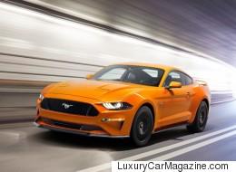 Des changements importants pour la Ford Mustang 2018