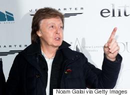 「ビートルズの著作権返して」 ポール・マッカートニーがソニー側を提訴