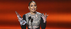 JENNIFER LOPEZ PEOPLE CHOICE 2017