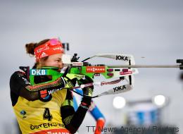 Biathlon im Live-Stream: Dahlmeier im Frauen-Einzel online sehen - Video
