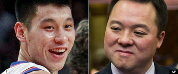 William Tong Jeremy Lin