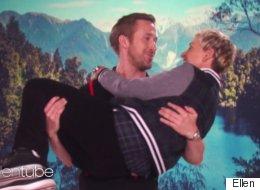 Ellen Replaces Emma Stone In 'La La Land' And It's Actually Better