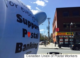 Postal Banks Would Pay Off For Canadians Fed Up With Being Gouged
