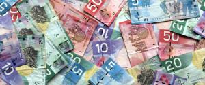 Rich Canada Dollars