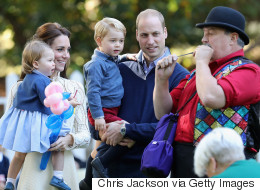 Prince George, Princess Charlotte Received Bizarre Gifts In Canada